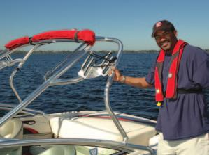 Age of Recreational Boating Participant Almost a quarter (23.8%) of the U.S. population - 73.