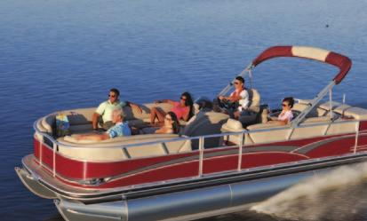 The results also verified the changing popularity of different recreational boats.