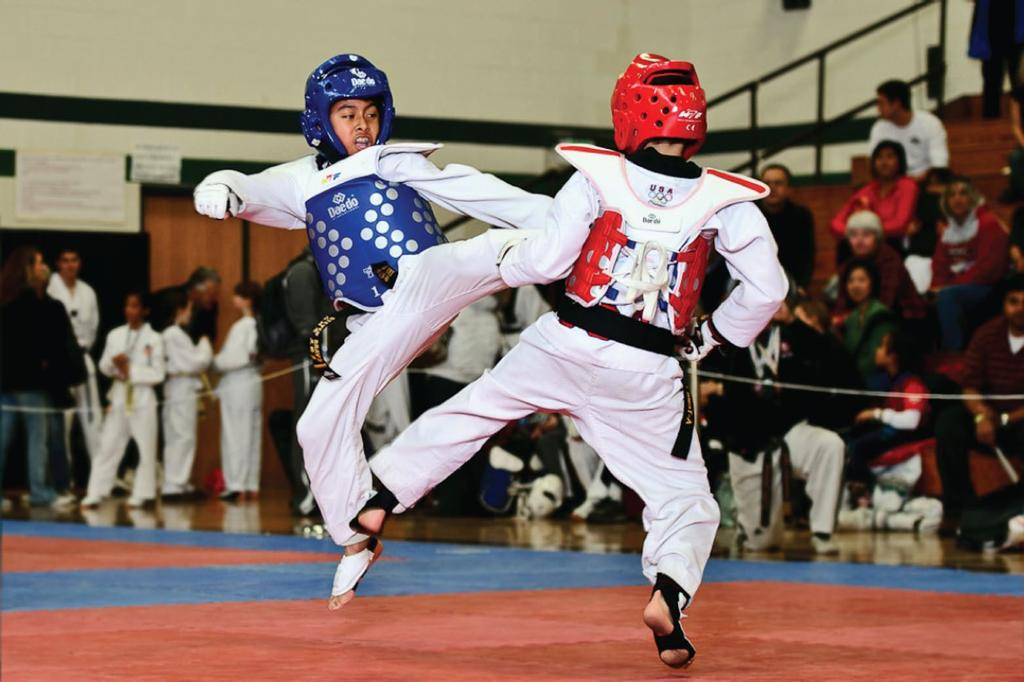 Another wonderful system for children in the early phases of their martial arts journey, Taekwondo is a traditional art that originated in South Korea.