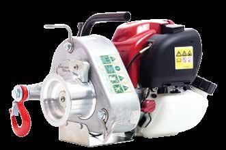 all-position Honda GX35cc engine, making it the perfect product when you