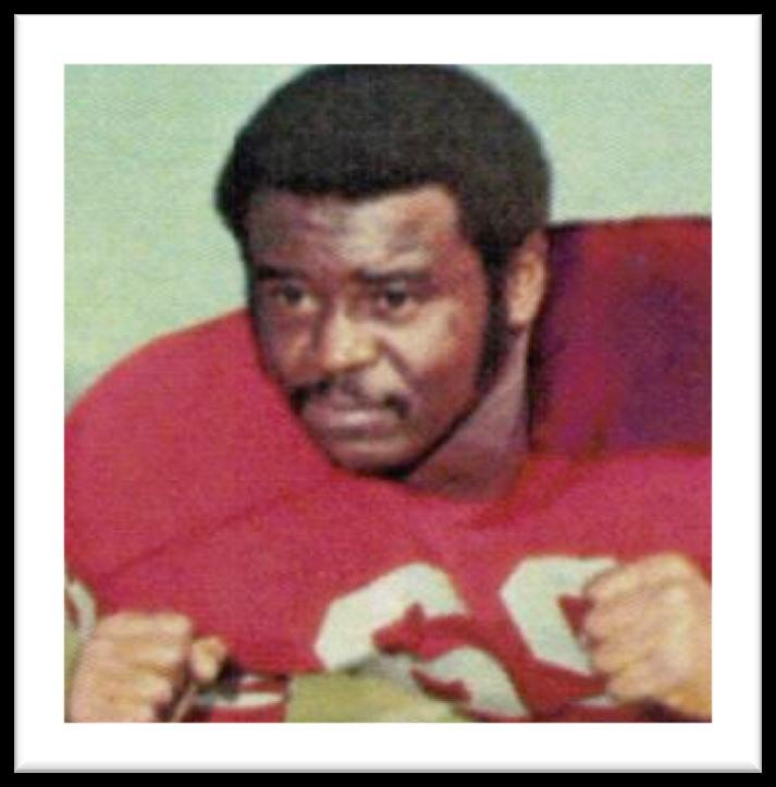 Woodrow Peoples A stand-out guard as Grambling claimed a second straight SWAC title in 1967, Peoples was twice named to the Pro Bowl during his 13-year stunt in the pros both