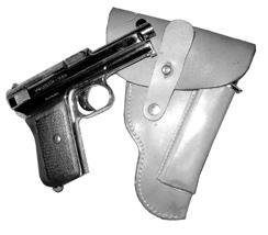 95 HOL005 STASI POCKET PISTOL East German holster for PPK, HSC, Mauser 1910 and similar sized compact pistols. Original...$19.