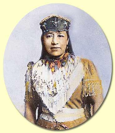 Sarah Winnemucca spoke out for the fair treatment of her people.