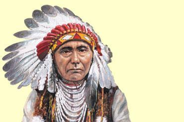 Biography Chief Joseph What would you do to protect your home and your ways of life? Speech I am tired of fighting. Our chiefs are killed The old men are all dead It is cold, and we have no blankets.