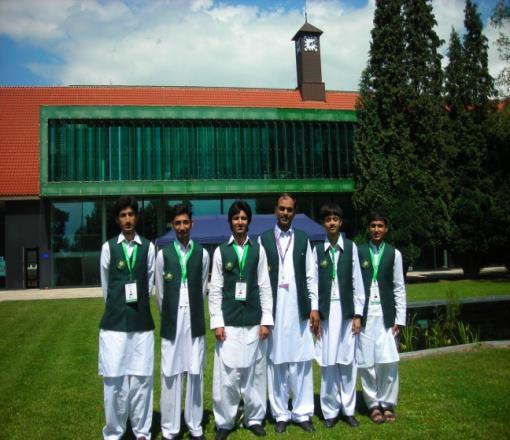 Following were the students of NMTC04 who qualified for the 49 th Mathematics Olympiads 2008 which was held in Madrid, Spain.