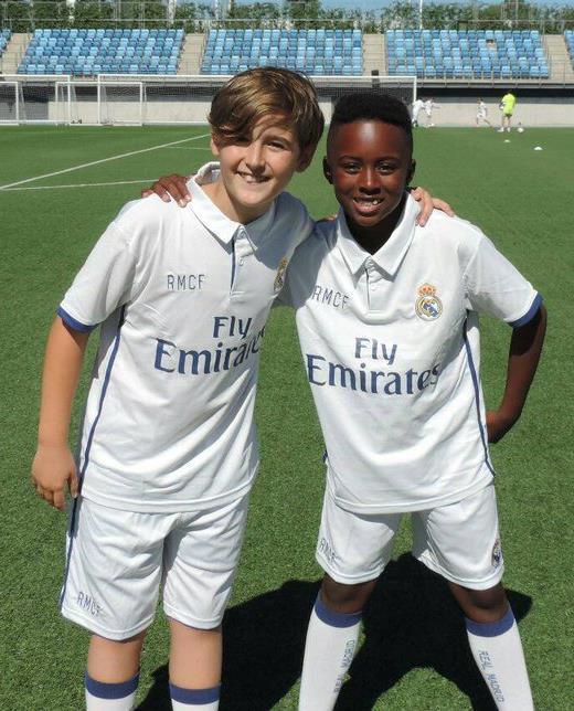 REAL MADRID FOUNDATION CLINIC TOUR The Real Madrid Foundation Clinic tour is a unique and