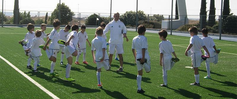 Highly qualified and experienced professional Real Madrid Foundation coaches (selected by Real Madrid Academy Director) will provide you with