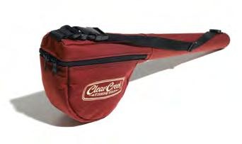 1-800-894-0483 9 spinning / spey rod and reel case No matter where the reel seats are located on your