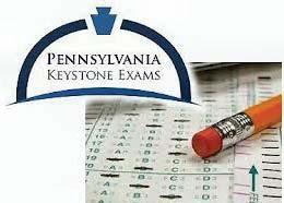 However, during the implementation period, students in the class of 2014 had to take all three on the week of December 3 rd. Like the PSSA, passing the Keystone Exams are a graduation requirement.