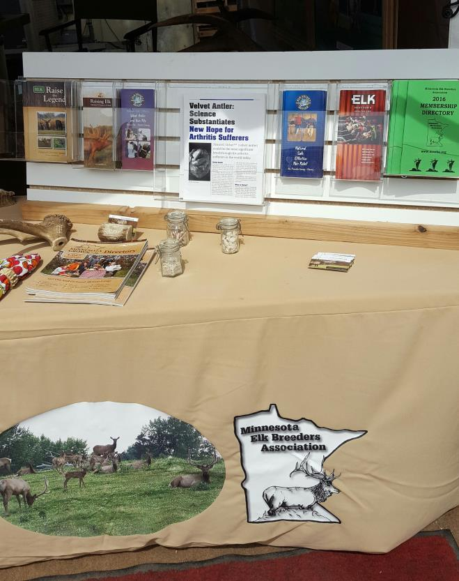 Page 3 Minnesota State Fair Recap This year s MnEBA booth at the State Fair was again very successful with nearly $11,000 worth of meat and dog chews being sold during the 12 days of the fair!