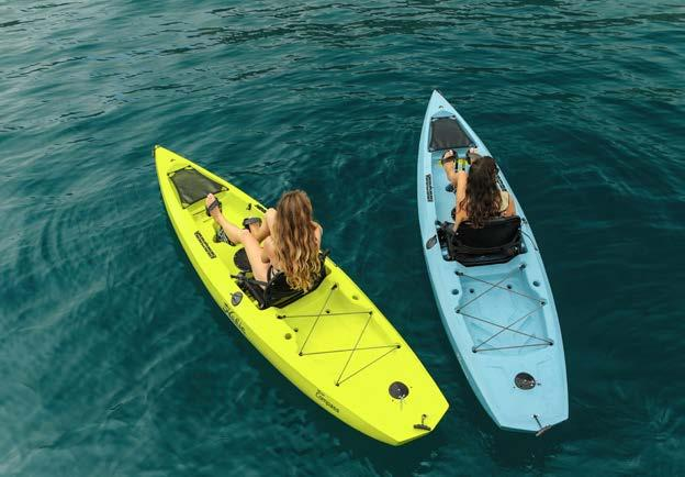 wildlife watching, fishing or leisurely cruising through splendid scenery. HOBIE.