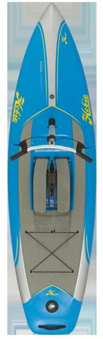deckpads Cargo Bungee Quick set handlebar receiver