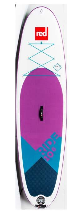 REDPADDLECO.COM RED PADDLE INFLATABLE STAND UP PADDLE BOARDS MODEL LENGTH WIDTH THICKNESS CAPACITY VOLUME 10 6 RIDE MSL & 10 6 RIDE SE MSL 10 6 32 4.