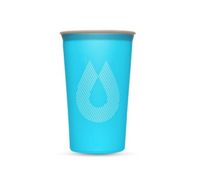 Challenge Series has partnered with HydraPak and is going cupless. Starting this year, cups will NOT be available at aid stations for water or electrolyte drink at any of our events.