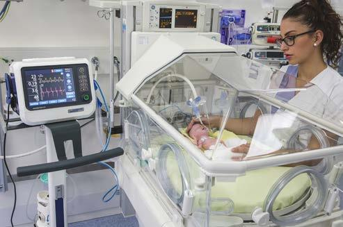 Optimal performance From neonates to adults The HAMILTON-C1 provides a tidal volume range of 20 ml 2000 ml, or optionally 2 ml 300 ml for neonates.