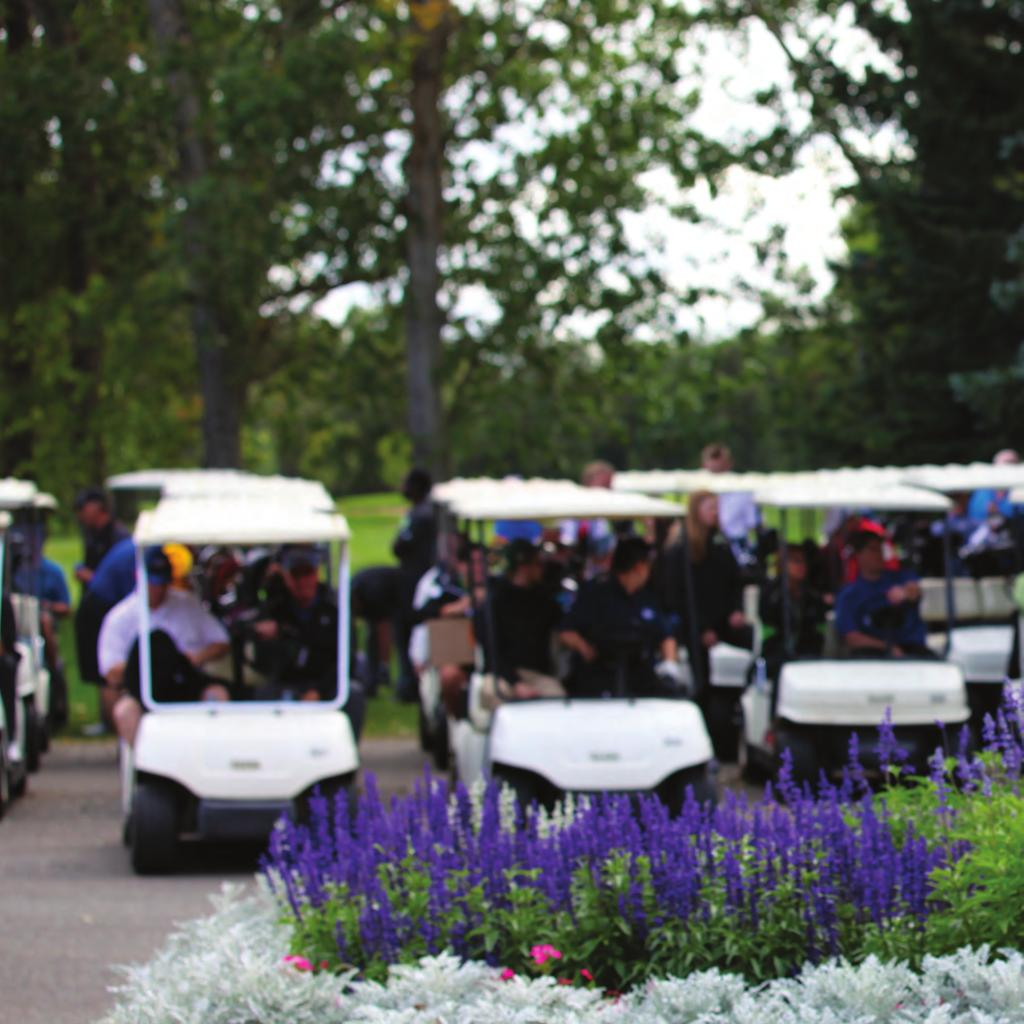 GOLF TOURNAMENT SPONSORSHIPS The Lethbridge College Golf Tournament is the longest-running charity golf tournament in southern Alberta. On Aug.