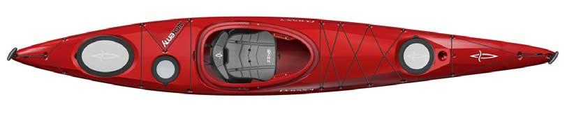 Touring boat for all level paddlers www.