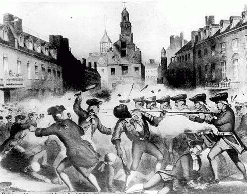 "Exhibit G ""A Second Picture - Boston Massacre C.S.I."" A Second Picture - Boston Massacre C.S.I.N.p., n.d. Web. 15 Nov."