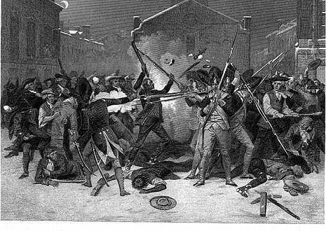 "Exhibit H ""A Third Picture - Boston Massacre C.S.I."" A Third Picture - Boston Massacre C.S.I.N.p., n.d. Web. 15 Nov."