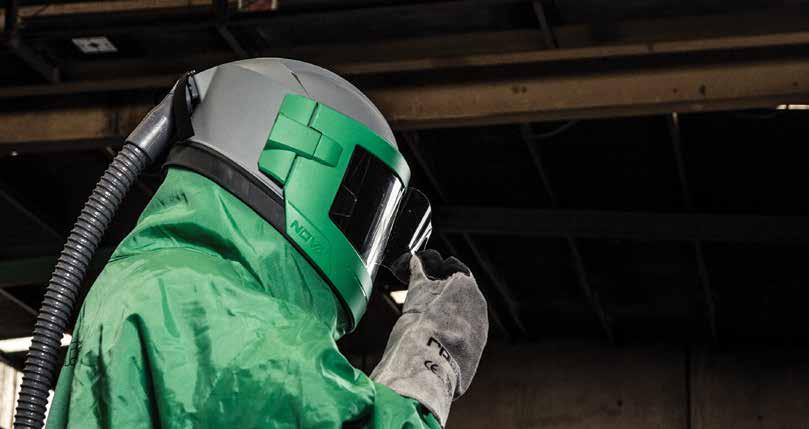 Operators claim the Nova 3 is the lightest and most comfortable heavy industry respirator they ve ever used.