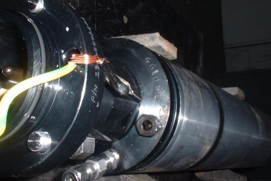 Pump Pictures D. SENSOR SUMMARY Look for signs of corrosion, erosion or mechanical damage of the housing.