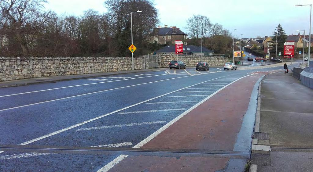 Tourism and Sport and the National Transport Authority have undertaken several projects to provide cycle facilities across Limerick City.