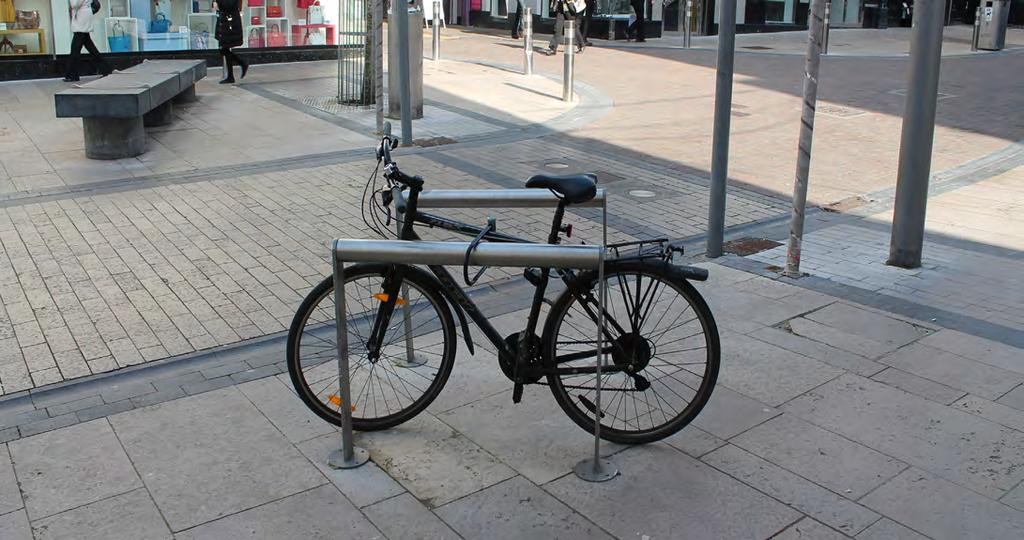 3 Quality of Service Assessment Limerick City and County Council undertook a quality of service assessment of all existing cycle facilities within the Metropolitan Area.