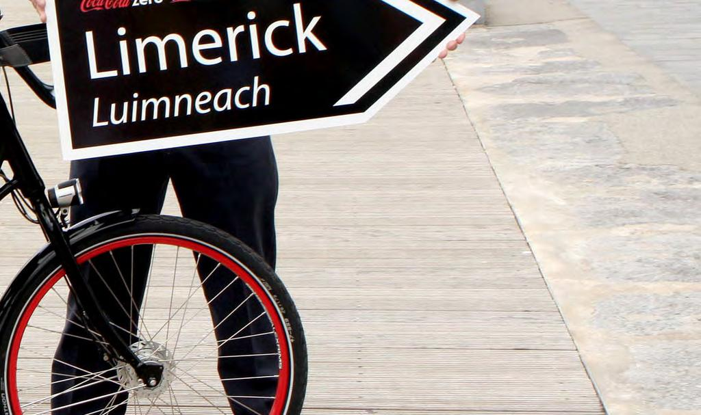 Limerick Metropolitan Cycle Network Study - Section 1 Introduction Limerick Metropolitan Cycle Network Study - Section 1 Introduction 1 Introduction The National Transport Authority (NTA) is a