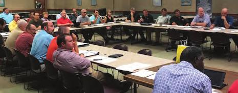 AAPA and ArDOT meet for first AQI meeting of 2018 June 28 Association of Arkansas Counties, Little Rock AAPA and ARDOT came together