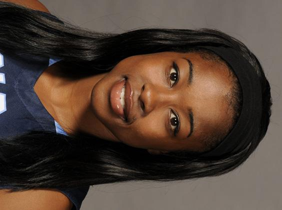 #5 GALAISHA GOODHOPE Freshman Guard 5-5 Norfolk, Va. Princess Anne GAME HIGHS Points 12 USC UPSTATE (11-13-12) 4 DARTMOUTH (12-2-12) 3 #10 CALIFORNIA (11-30-12) 3 at Md.