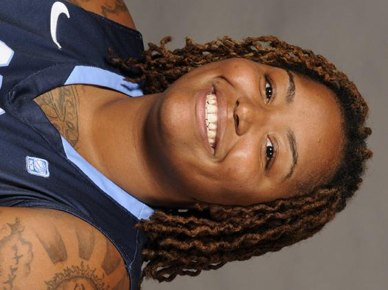 #50 QUEEN TIYE JACKSON GAME HIGHS Minutes 1 at Md. Eastern Shore (11/20/12) Sophomore Forward 6-0 Ewing, N.J. Trenton Catholic GAME-BY-GAME Total 3-Pointers Free throws Rebounds Opponent Date gs min fg-fga pct 3fg-fga pct ft-fta pct off def tot avg pf a t/o blk stl pts avg at Md.