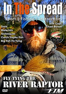 This Month's Meeting - Wednesday, September 13, 2017 - Manuel's Tavern This Month's Presentation Chad Bryson Chattahoochee Big Brown Tactics Chad Bryson is a guide and author who loves to catch big