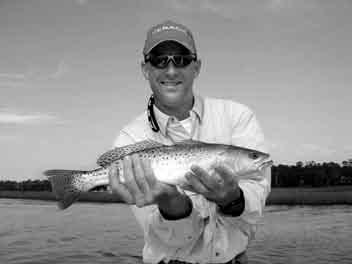 Nearshore: Gray trout are biting at the nearshore reefs. Jigging spoons work best along with live or cut bait.