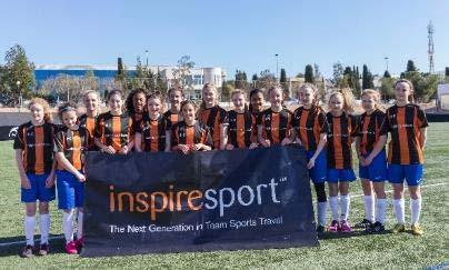 travelled with inspiresport