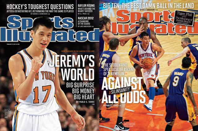 CRIMSON COMMENTARY by Melissa Schellberg 10 Varsity Club Special Assistant Unless, you ve been living under a rock, you have probably heard about Linsanity, the worldwide phenomenon of Jeremy Lin 10.