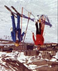 Canadian Ski Instructors Alliance (C.S.I.A) which during the 1983 INTERSKI Congress held in Sesto, Italy, presented as its theme the notion of Movement and Motion.