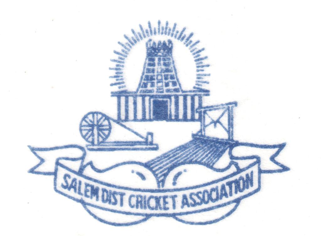 27.01.2019 DIVISION II : GROUND SALEM STEELPLANT Salem CC 179 for 9 in 45 Overs (A.Manikandan 54, M.
