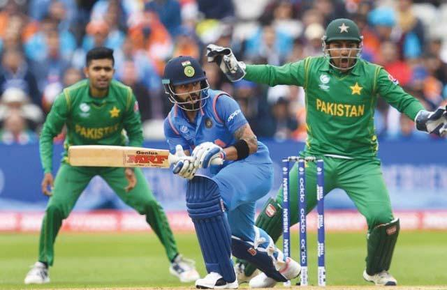 Both India and Pakistan have faced each other in five ICC tournaments since 2011 and will also meet again in the 50-over World Cup in England later this year.