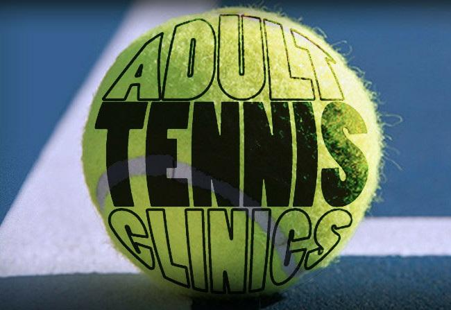 "WINTER JUNIOR TENNIS CLINICS JANUARY 8-FEBRUARY 28 Future Stars I (ages 3-6) Tuesdays 3-4pm 19"", 21"", or 23"" racquet, red ball, 36' court Future Stars II (ages 7-10) Thursdays 5-6pm 25"" racquet,"