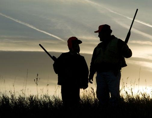 6 September 2017 - Young hunters: Securing a future for Europe s biodiversity Sustainable hunting is a positive force for conservation!