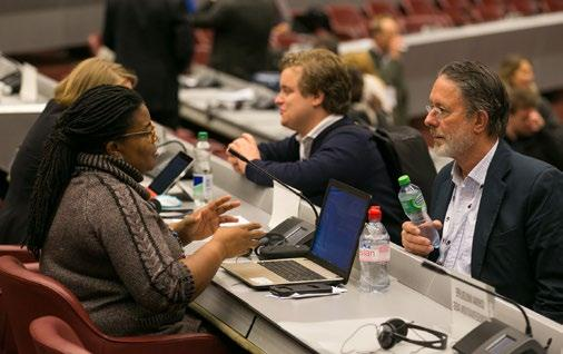 CITES Animals Committee meeting In July 2017, FACE attended the 29 th meeting of the Animals Committee (AC) of the Convention on International Trade in Endangered Species of Fauna and Flora (CITES).