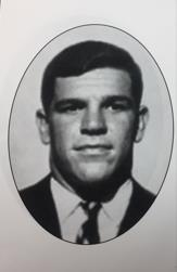 After graduation, Coleman earned a full athletic scholarship for football to the University of Kansas where he played for 3 years. John Mosier- John Mosier is a 1966 graduate.