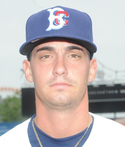 Page 2 Cyclones Pitching 7.22.14 at ABD Brooklyn Starter: RHP Brandon Welch (2-2, 3.98 ERA) 2014 Apperances (Brooklyn) Date Opp Dec. IP H R ER HR BB K 6.14 vs. SI W 2.1 0 0 0 0 2 2 6.18 at HV W 3.