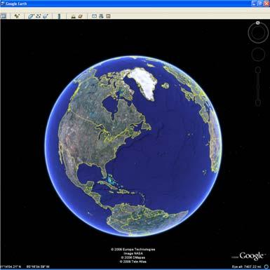 , major resources or agriculture resources: exports and imports; among other things. We are using Google Earth to show our presentations.