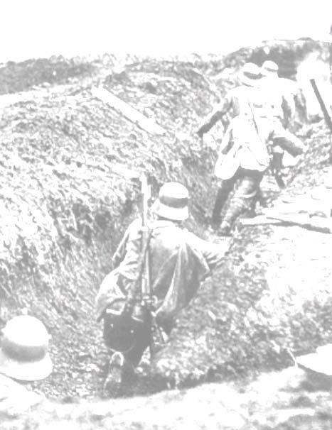 Introduction: The Western Front in World War I was dominated by a series of trenches cutting its way through the French countryside.