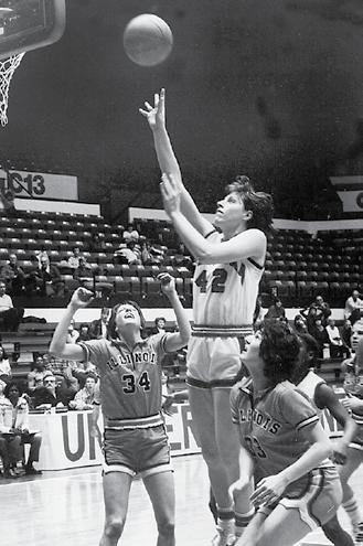 Smith produced one of the best seasons in Nebraska history by averaging 14.4 points, 13.5 rebounds and 1.9 blocked shots per game in 1980-81.