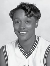Nebraska 1,000-Point Scorers Tina McClain #22 (17) 1,074 5-10, Forward Montrose, Mo.