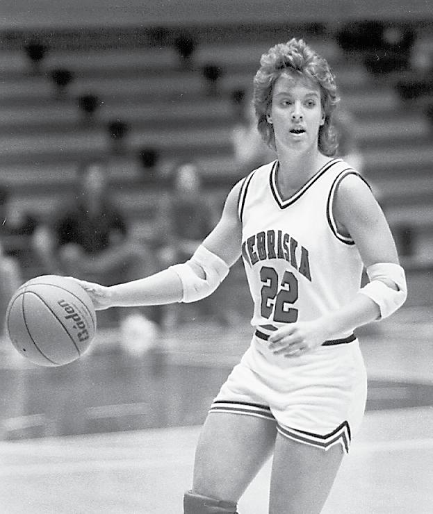 0 percent (57-60) of her free throws in 1984-85.