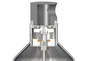 Operating principle Discharge of large volumes of air During the pipe filling it is necessary to discharge air as water flows in.