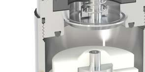 air entrance only IO series, available for vacuum breaker model only.